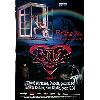 FISH - MARILLION - 2006 - Konzertplakat - Return to Childhood - Tourposter - PL