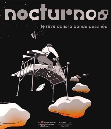 Nocturnes. Le rêve dans la bande dessinée