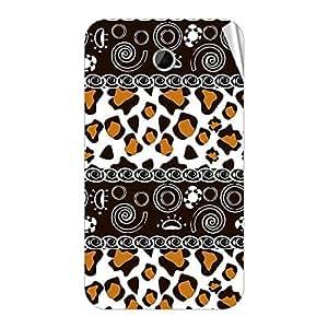 Garmor Designer Mobile Skin Sticker For Lenovo A388T - Mobile Sticker