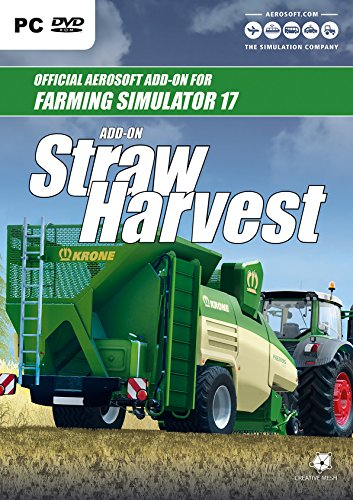 Farming Simulator 17 Straw Harvest Add On (PC)