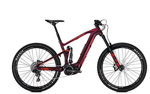 Focus Herren E-Mountainbike 27.5 Zoll Fully Sam² (2018) - 11-Gang-Kettenschaltung, Diamant-Rahmen