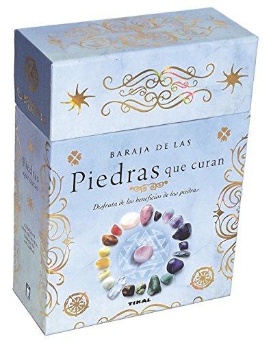 Piedras que curarn (Barajas) por Tikal Ediciones S a