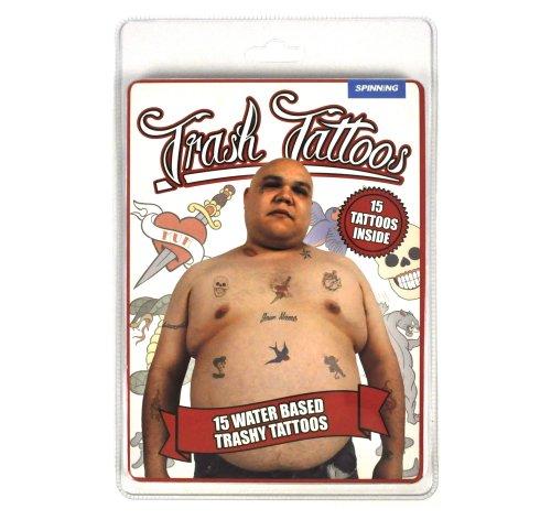 Unbekannt Gift Republic für Ihn Trash Tattoos