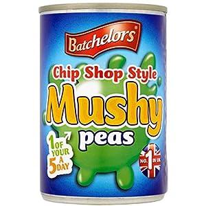 Batchelors Matschig Chips-Laden Marrowfat Verarbeitet Erbsen (300 G)