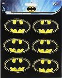 C & D visionnaire Polyester mélange de DC Comics Patch-Batman Insignia x 12,7x 2,5cm