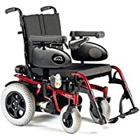 Sunrise Medical Quickie Tango 6km/h, Rojo, Eléctrico de silla, incluye entrega/einweisung/montaje in situ