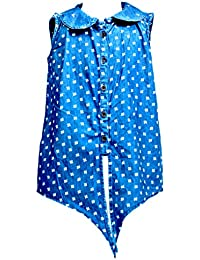 e2f6eca7d75c6b Amazon.in: Denim - Tops, T-Shirts & Shirts / Girls: Clothing ...