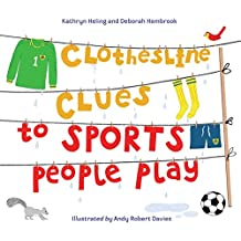 Clothesline Clues Sports