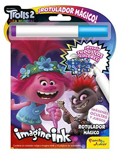 Trolls 2. Rotulador mágico (Dreamworks. Trolls 2)