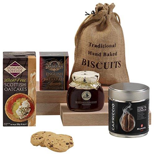 Hay Hampers Luxury Breakfast Hamper Box