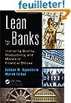 Lean for Banks: Improving Quality, Pr...