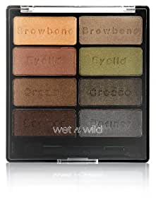 Wet N Wild Collection comfort zone color Icon Eye Shadow