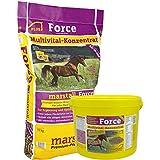 MARSTALL, mangime Force, per cavalli, confezione da 20kg (etichetta in lingua italiana non garantita)