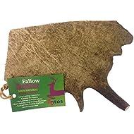 Antos Fallow Antler Dog Chew, Large