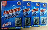 #5: Fortune 4 in 1 Multi-Use Descaler for washing machine, Dishwasher (Pack of 4)