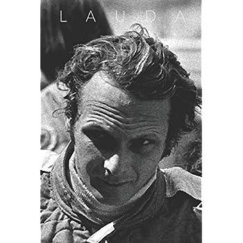 Lauda: Le cahier ligné vide pour les admirateurs de Niki Lauda