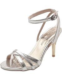 VulusValas Mujer Tacones Verano Sandalias  Zapatos de moda en línea Obtenga el mejor descuento de venta caliente-Descuento más grande