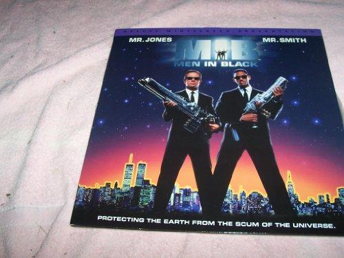 MIB - Men In Black (Laserdisc)