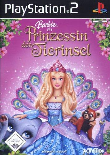 Barbie als Prinzessin der Tierinsel [Software Pyramide] (Barbie Ps2)
