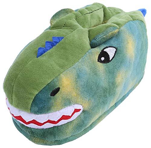 u Grüne Hausschuhe. Dinosaurier 28-29 / UK 10-11 ()