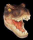 Dinosaurier Wandrelief - Tyrannosaurus Rex Kopf - Figur