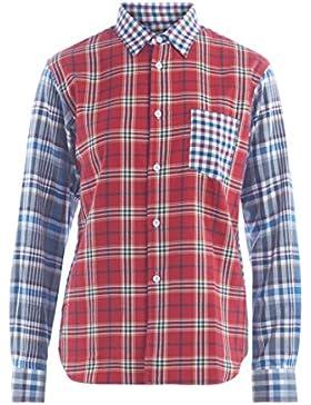 Camicia Comme Des Garçons Shirt Boys a quadri multicolor