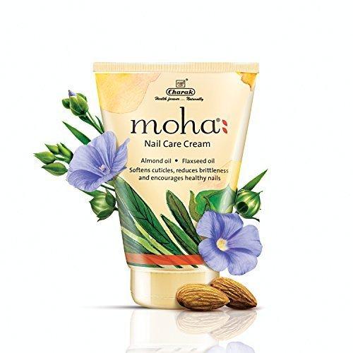 Moha: Nail Care Cream - 100 Grams