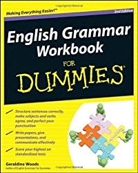 English Grammar Workbook For Dummies 2nd (second) Edition by Woods, Geraldine published by For Dummies (2011)