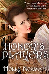 Honor's Players: A Traditional Regency Romance (English Edition)