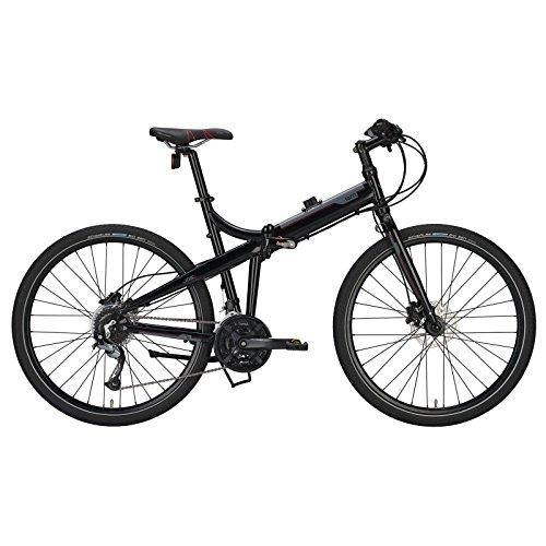 """tern Joe P27 - Bicicletas plegables - 27,5"""" rojo/negro Tamaño del cuadro 45,7 cm 2016"""