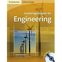 [(Cambridge English for Engineering Student's Book with Audio CDs (2))] [ By (author) Mark Ibbotson, By (author) Jeremy Day ] [November, 2011]