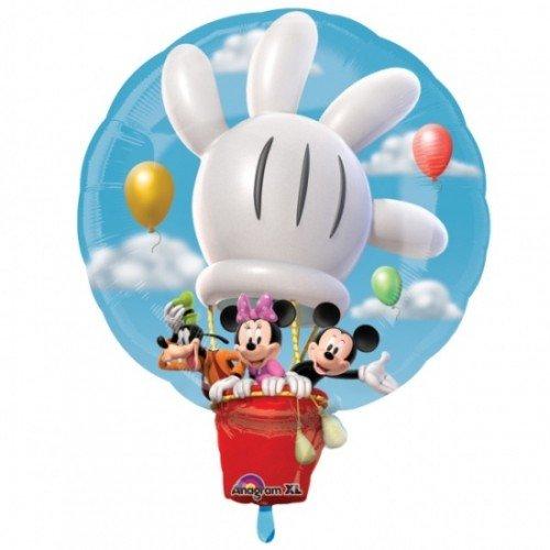 Mayflower Verteilen Disney Mickey Hot Air Balloon Jumbo Folienballon