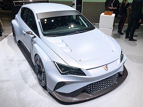 Genf 2018: Premiere des CUPRA e-Racer und Cupra Ateca bei Seat - Finance Automotive