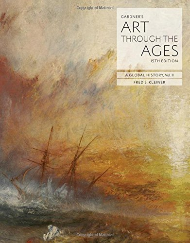 Gardner's Art through the Ages: A Global History, Volume II by Fred S. Kleiner (2015-01-01)