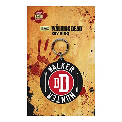 Unbekannt The Walking Dead Schlüsselring Key Chain Darly -