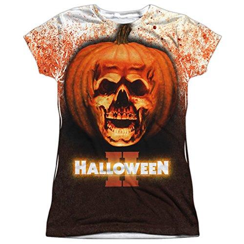 Halloween Movie Mädchen T-Shirt Opaque weiß weiß, weiß