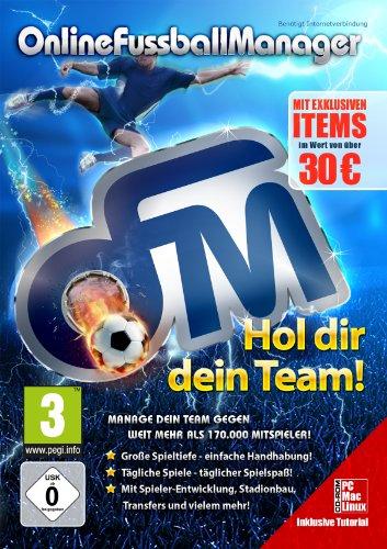 Online Fussball Manager (Gutschein-Code) [import allemand]