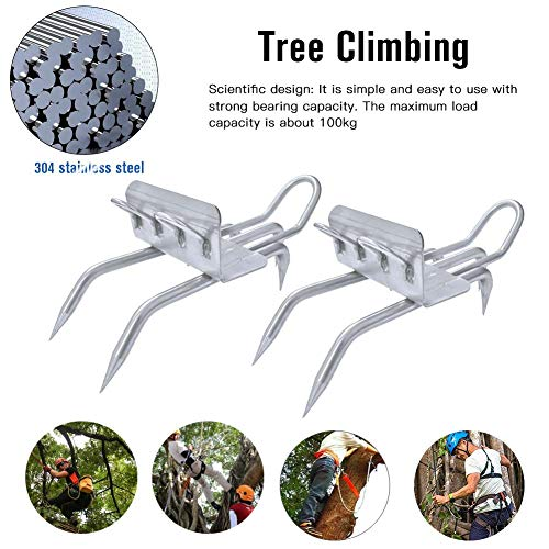 Kit di attrezzatura per arrampicata sugli alberi