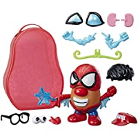 Playskool - Mr Potato maletín Spiderman (Hasbro B9368EU4)