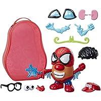Playskool - Mr Potato maletín Spiderman (Hasbro B9368EU4)