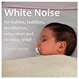White Noise for Babies, Toddlers, Meditation, Relaxation and Tinnitus Relief