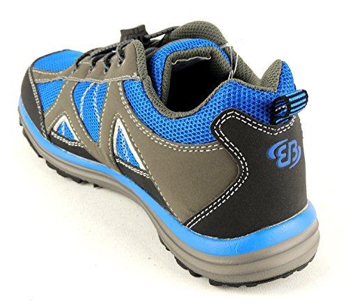 Brütting Minnesota, Chaussures de randonnée garçon royalblau/grau