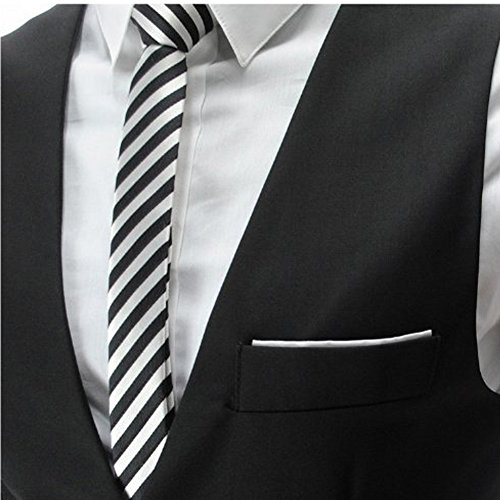 Liqy - Gilet - Homme noir noir Bordeaux