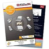 atFoliX FX-Antireflex Pack de 2 Films de protection d'écran pour Leica D-Lux 1