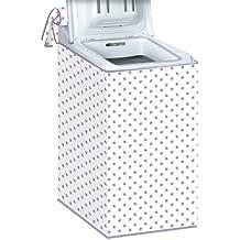 Rayen 2367.60  - Funda para lavadora de carga vertical, 84 x 45 x 65 cm