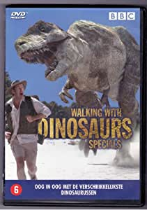 BBC_Walking with Dinosaurs Specials_Giant Claw_Sea Monsters_Land of the Giants_EU-Import