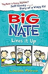 Big Nate Lives it Up by Lincoln Peirce (2015-06-04)