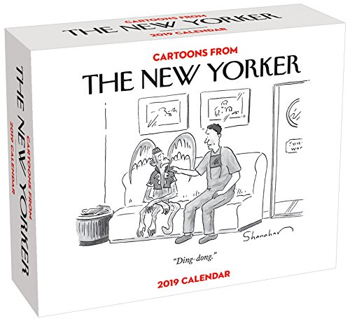 Cartoons from the New Yorker 2019 Day-to-Day Calendar