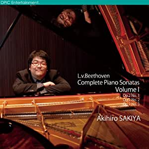 Ludwig Van Beethoven: Complete Piano Sonatas Vol.1