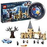LEGO 75953 Harry Potter Hogwarts Whomping Willow Toy, Wizzarding World Fan Gift